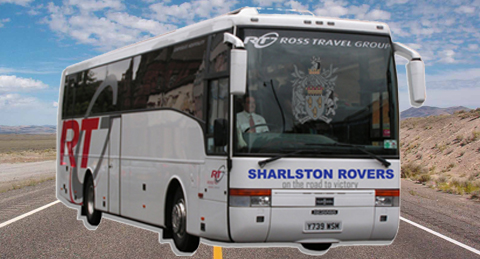 Support the Rovers on the Road.