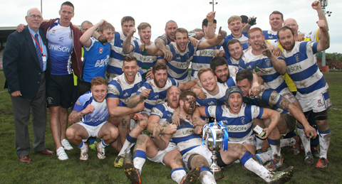 Sharlston retain BARLA National Cup